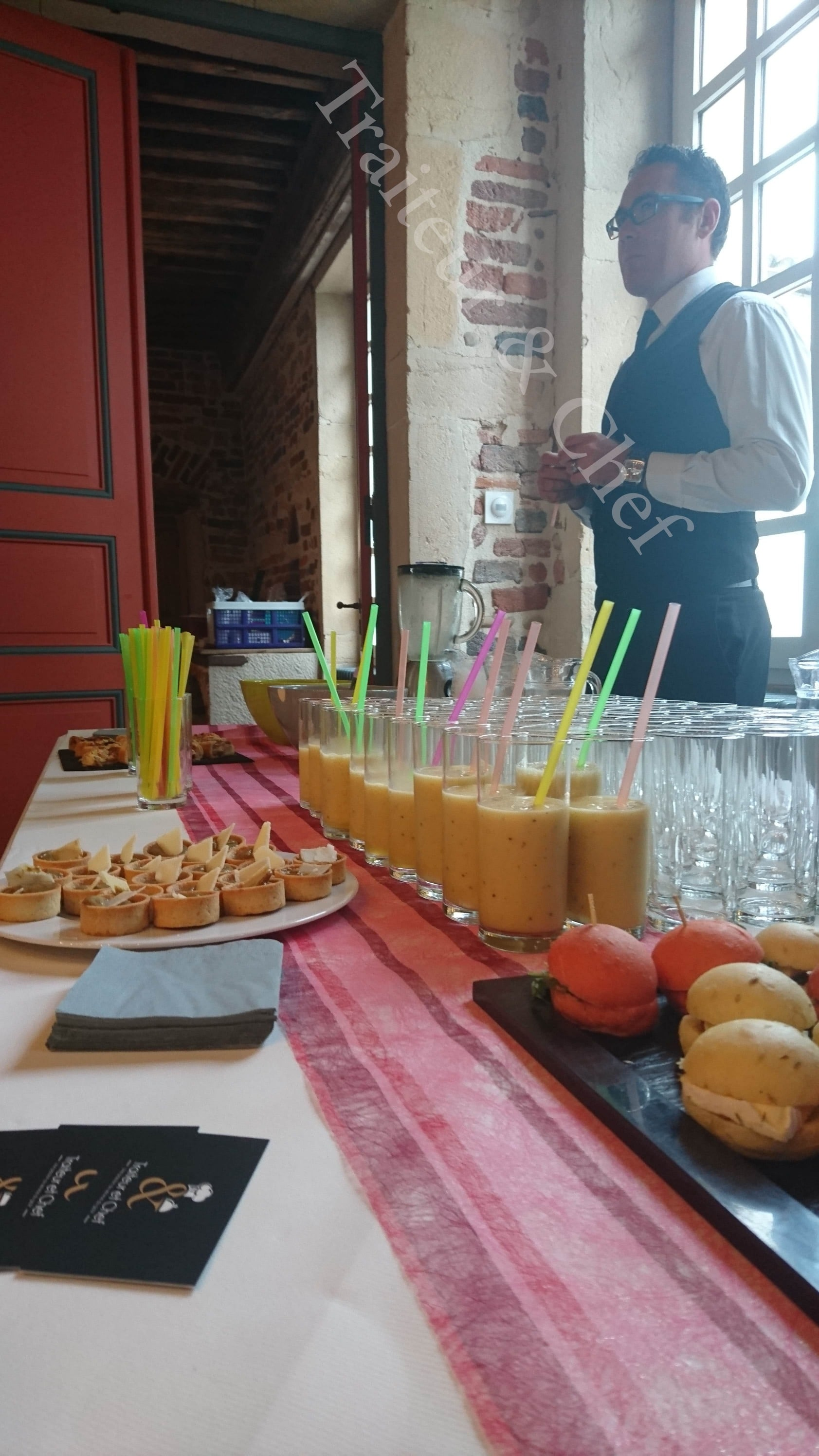 L'animation Smoothie